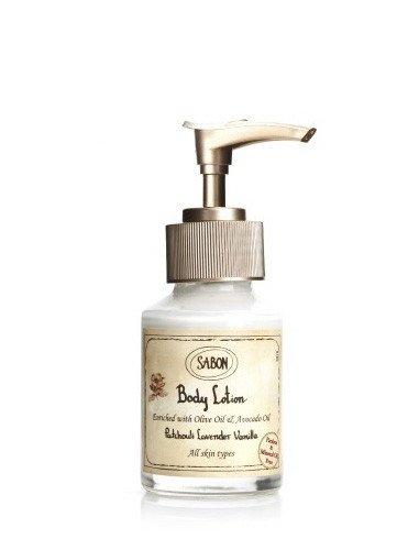 Mini Body Lotion - Bottle Patchouli - Lavender - Vanilla