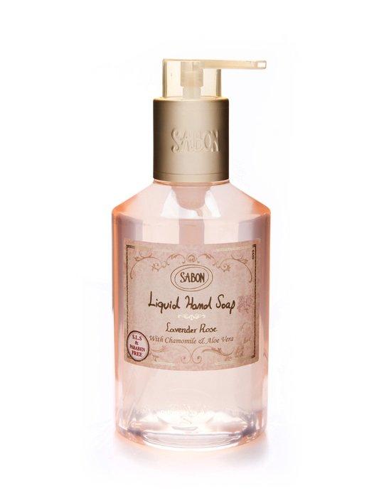 Jabón de Manos Lavanda Rosa