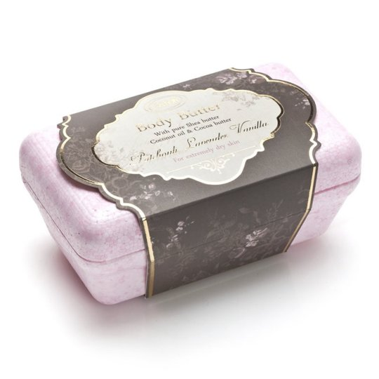Shea Butter Patchouli - Lavender - Vanilla