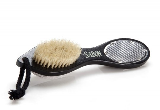 2-faced Foot brush For bath