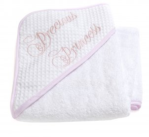 Accessories Baby Towel Pink