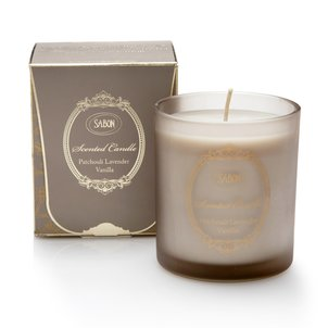 Home Accessories Candles in glass Patchouli - Lavender - Vanilla