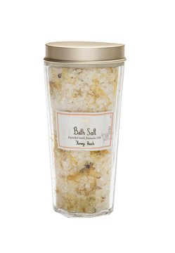 Bath Salt Peach - Honey