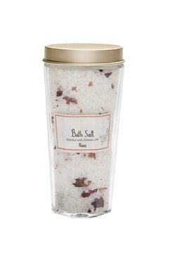 Bath Balls Bath Salt Rose