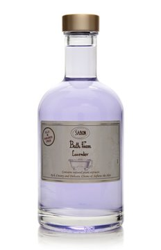 Mineral Powder Bath Foam Lavender