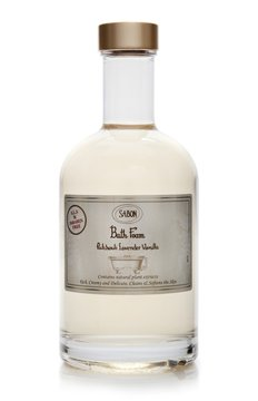 Shower Oil Bath Foam Patchouli - Lavender - Vanilla