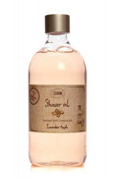 Shower Oil PET Lavender - Apple