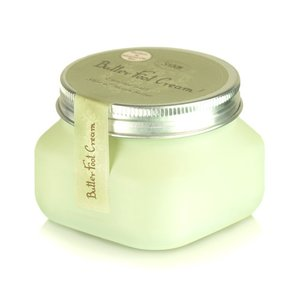 Eau De Toilette Butter Foot Cream SABON