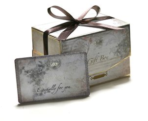 Gift Boutique SABON Gift Voucher