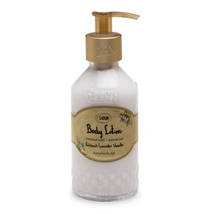 Silky Body Milk Body Lotion - Bottle Patchouli - Lavender - Vanilla