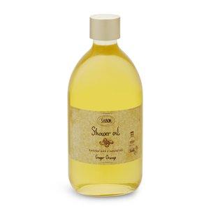 Aceite de Ducha Naranja Jengibre