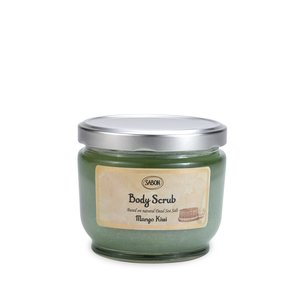 Glycerin soap Large Body Scrub Mango - Kiwi