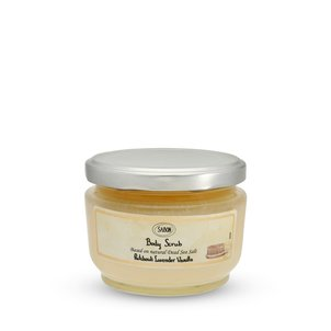 Bath Salt Small Body Scrub Patchouli - Lavender - Vanilla