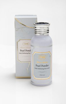 Moisturizers Pearl Powder Daily Face Scrub