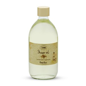 Body Wash Shower Oil Green Rose