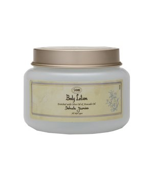 Nails Body Lotion - Jar Jasmine