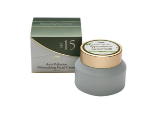Facial Care Day Cream SPF15 Anti Pollution