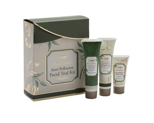 Home Gifts Facial Care Kit Anti Pollution