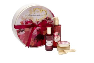 Gift Boutique Set Rose Peaks