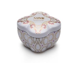 Candles Candle in a Tin Box S - Limy Lavender