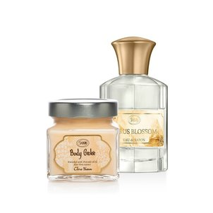 Gel Corporal Sorbete Eau de Sabon + Body Gelée Citrus Blossom