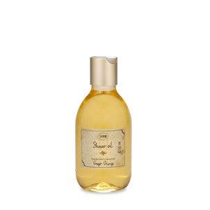 Jabón Aceite de Oliva Aceite de Ducha Naranja Jengibre 300ml