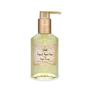Shower Oil Hand Soap Ginger Orange