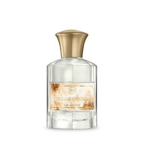 Eau de Toilette Eau de Sabon Ginger Orange