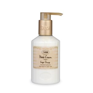 Shower Oil Hand Cream - Bottle Ginger Orange