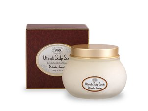 Shower Oil Scalp Scrub - Delicate Jasmine
