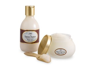 Hair Essential Shampoo + Scalp Scrub - Jasmine