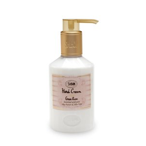 Crema de Manos - Botella Green Rose