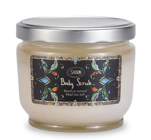 Large Body Scrub Shiny Spice