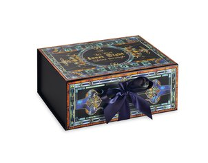 Gift Boutique Gift Box M Shiny Spice