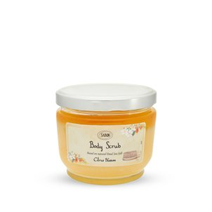 Large Body Scrub Citrus Blossom