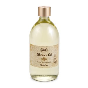 Body Wash Shower Oil White Tea