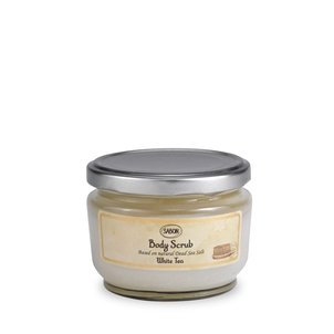 Body Scrub Small White Tea