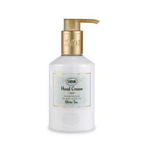 Shower Oil Hand Cream - Bottle White Tea