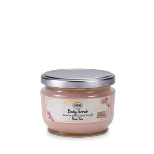 Scrubs Small Body Scrub Rose Tea
