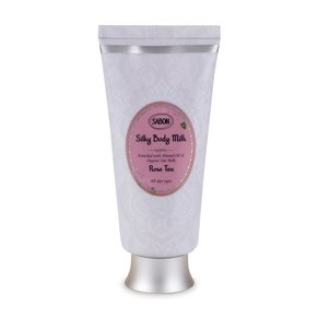 Moisturizers Silky Body Milk Rose Tea