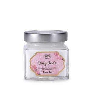 Beauty Oil Body Gelée Te de Rosas