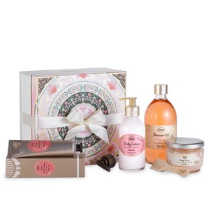 Gifts Gift Set Body Ritual Rose Tea
