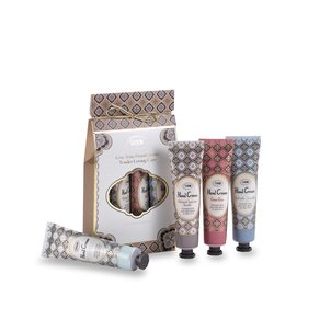 Gifts Kit Hand Creams 4 Fragrances