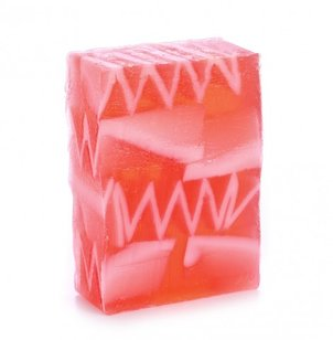 Glycerin soap Rose
