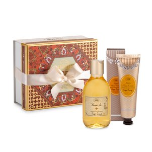 Cajas de Regalo Cofre Bright Ginger Orange