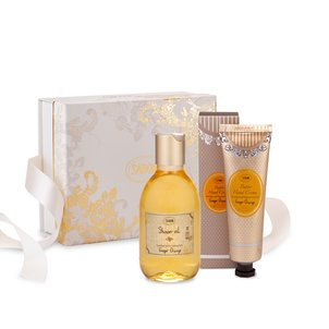 Gift Set Shine Ginger Orange