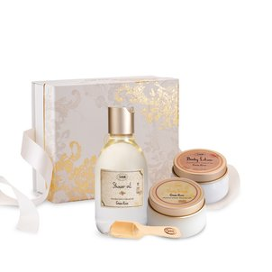 Gift Set Spa Green Rose