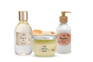 Sabon Body Ritual Green Rose