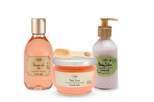 Sabon Body Ritual Lavender Apple