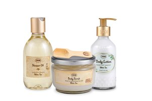 Sabon Body Ritual White Tea